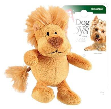 Игрушка для собак GiGwi Dog Toys Лев (75103)