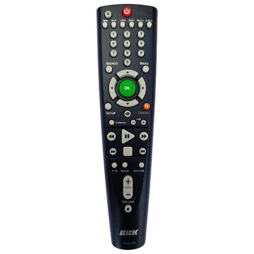 Пульт ДУ BBK RC-026-01 для DVD-плеер DV110Si/DV123Si /DV514Si /DV310Si/DV315Si/DV326Si черный