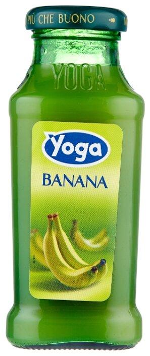Нектар Yoga Банан, 0.2 л, 24 шт.