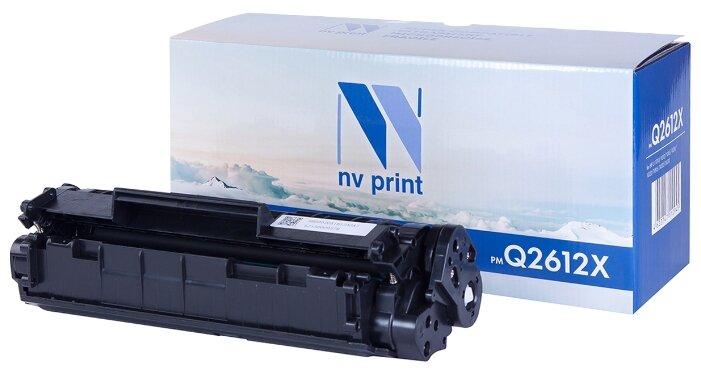 Картридж NV Print Q2612X для HP, совместимый