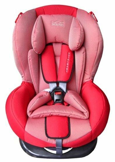 Автокресло группа 1/2 (9-25 кг) Baby Shield BS02-B6