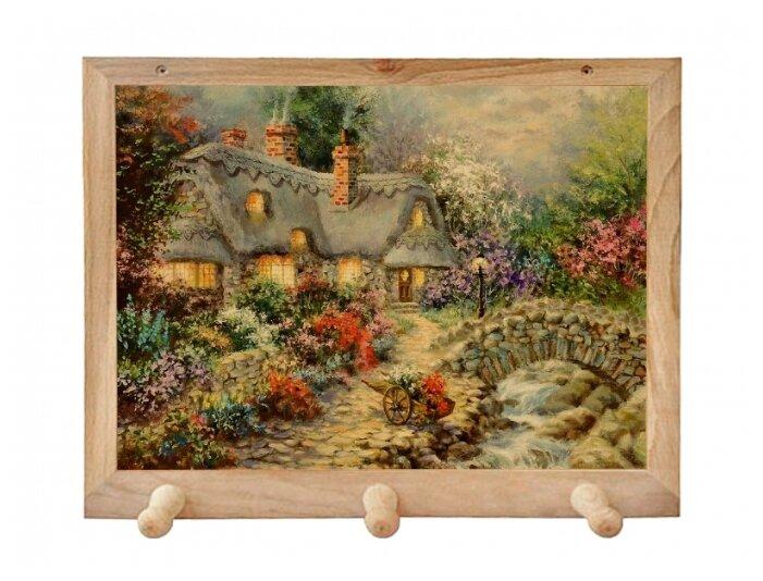 Вешалка Gift'n'Home для полотенец Домик в деревне