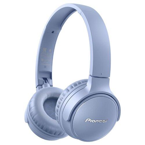 Беспроводные наушники Pioneer SE-S3BT, blue