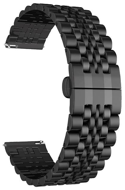 Lyambda Универсальный ремешок из нержавеющей стали Castor 22 mm