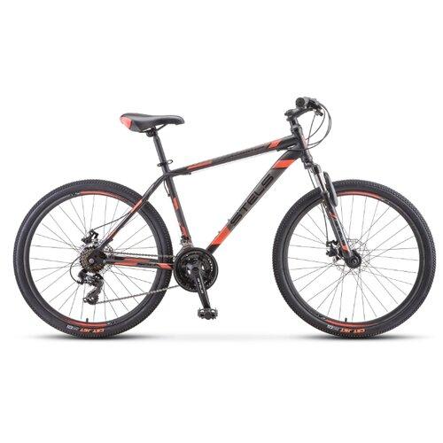 цена на Горный (MTB) велосипед STELS Navigator 500 MD 26 F010 (2020) черный/красный 18 (требует финальной сборки)
