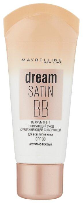 Maybelline BB крем Dream Satin увлажняющий SPF 30 30 мл