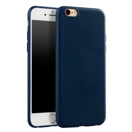 Чехол EVA IP8A001-7 для Apple iPhone 7/iPhone 8 синийЧехлы<br>