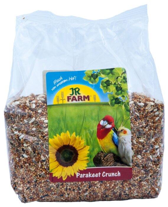 JR Farm Корм Crunch для длиннохвостых попугаев