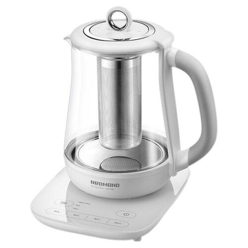 Чайник REDMOND RK-G1304D, white