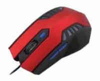 Мышь Aneex E-M0805 Red-Black USB