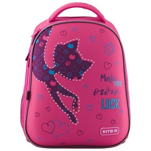 Купить Kite Рюкзак Education Catsline K19-731M-1 розовый, Рюкзаки, ранцы
