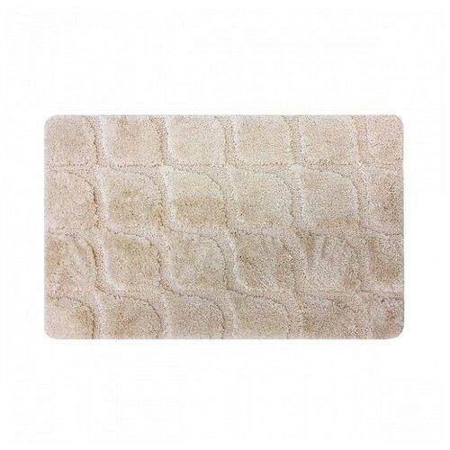 Фото - Коврик для ванной комнаты, 50*80 см, микрофибра, P04M580i12, IDDIS коврик для ванной комнаты 50 80 см микрофибра шенилл blue heaven iddis 620m580i12