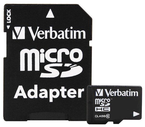 Карта памяти Sandisk microSDHC 32Gb Class10 (SDSQUNS-032G-GN3MN) Ultra 80