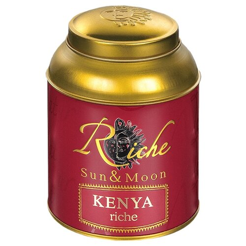 Чай черный Riche Natur Sun&Moon Kenya riche , 100 г hydraphase riche