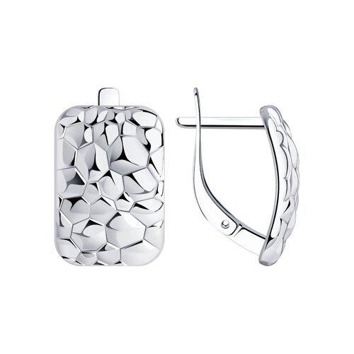 Diamant Серьги из серебра 94-120-00715-1
