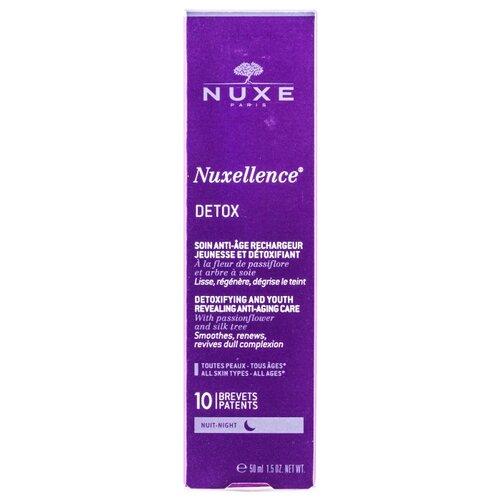 Крем Nuxe Nuxellence Detox 50 мл splendieuse nuxe