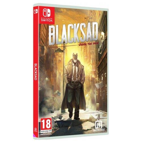 Игра для Nintendo Switch Blacksad: Under The Skin. Ограниченное издание under my skin