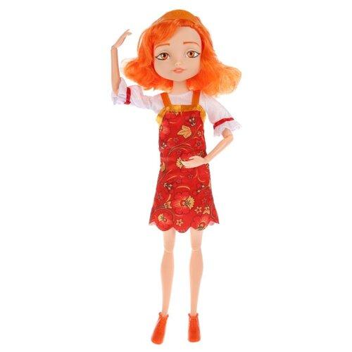 Купить Кукла Карапуз Царевны Варвара, 29 см, 5PR-VARVARA29-B, Куклы и пупсы