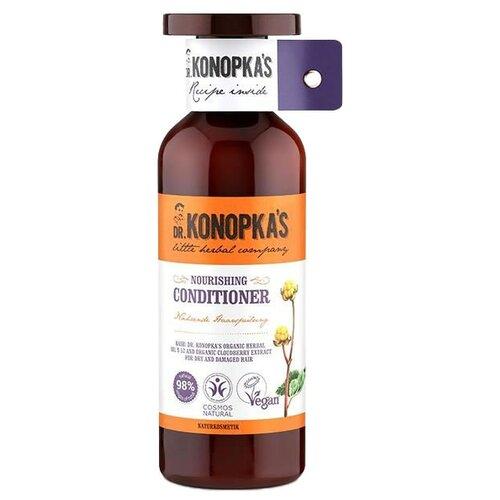 Dr. Konopka's бальзам питательный для волос, 500 мл dr konopka s шампунь питательный 500 мл