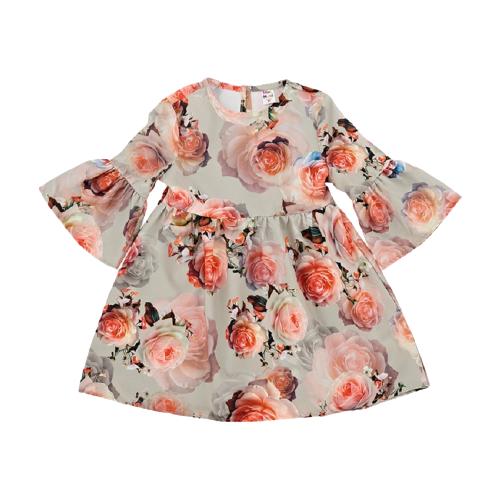 Платье Mini Maxi размер 98, белый/розовый платье oodji ultra цвет красный белый 14001071 13 46148 4512s размер xs 42 170