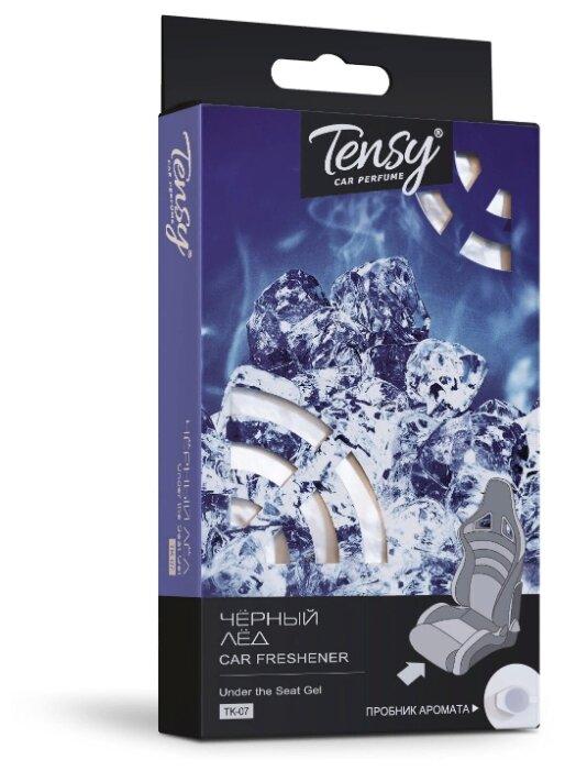 Tensy Ароматизатор для автомобиля, TK-07, Черный лед