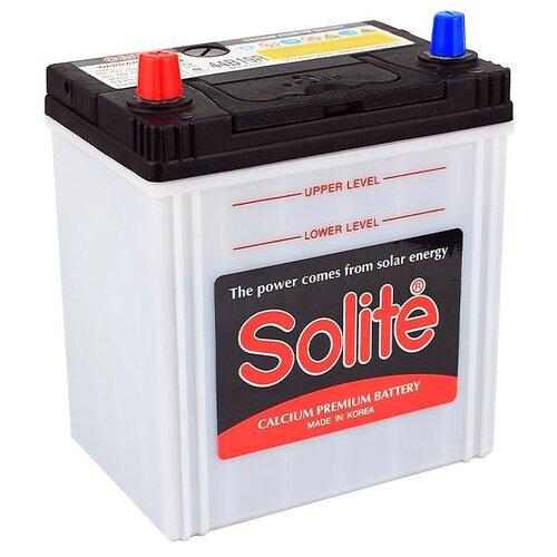 Автомобильный аккумулятор Solite 44B19R.