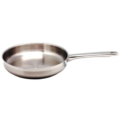 Сковорода Silampos Europa 24 см, серебристый сковорода d 24 см kukmara кофейный мрамор смки240а