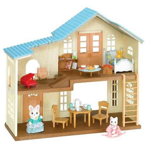 Купить Игровой набор Sylvanian Families Домик на холме 5343, Игровые наборы и фигурки