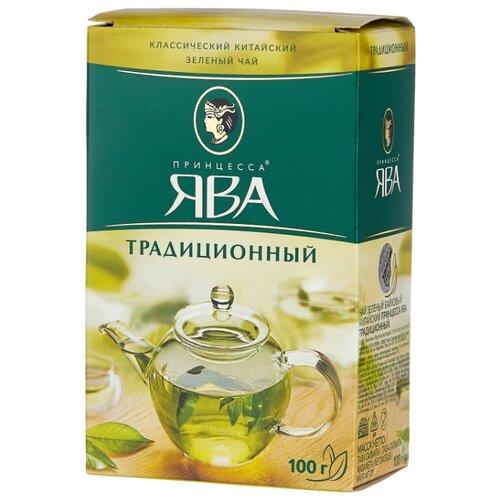 цена на Чай зеленый Принцесса Ява Традиционный, 100 г