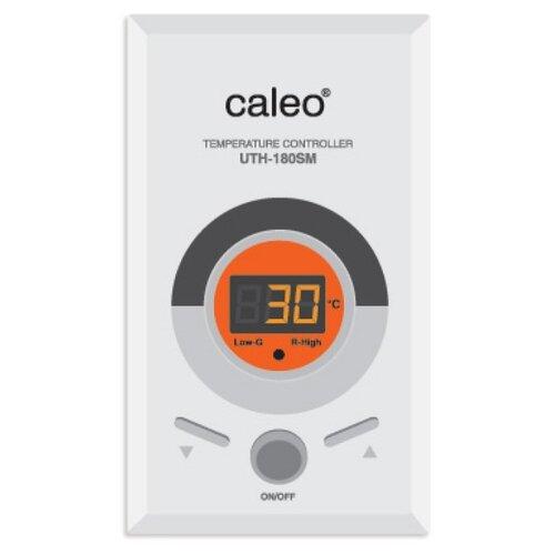 Фото - Терморегулятор Caleo UTH-180SM белый терморегулятор caleo 620 белый