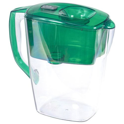Фильтр кувшин Гейзер Геркулес 4 л зеленый кувшин гейзер геркулес 62043 зеленый