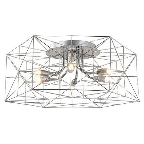 Люстра Lussole Schenectady GRLSP-9930, G9, 24 Вт светильник lussole grlsp 9981 g9 16 вт