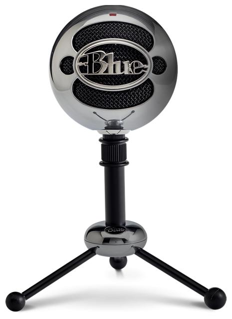Микрофон Blue Snowball — купить по выгодной цене на Яндекс.Маркете