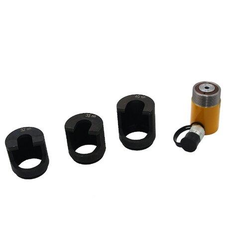 Съемник шаровых соединений гидравлический для грузовиков и спецтехники Car-Tool CT-A3039