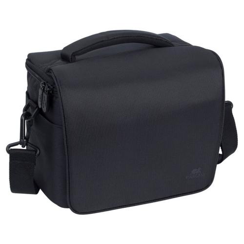 Фото - Сумка для фотокамеры RIVACASE 7303 (PS) SLR black аксессуар rivacase 16 0 8087 black