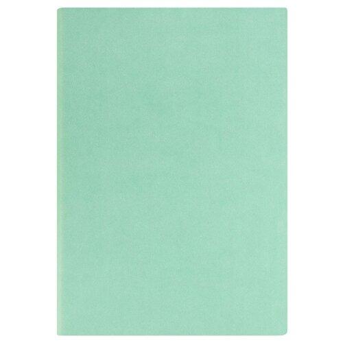 Купить Ежедневник Index Spectrum недатированный, искусственная кожа, А5, 128 листов, мятный, Ежедневники, записные книжки