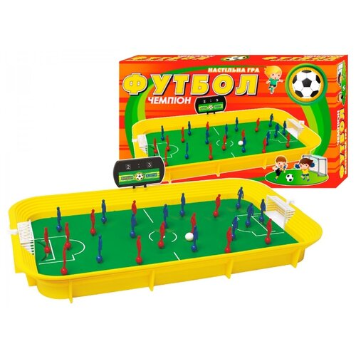 Купить ТехноК Футбол (Т0335), Настольный футбол, хоккей, бильярд