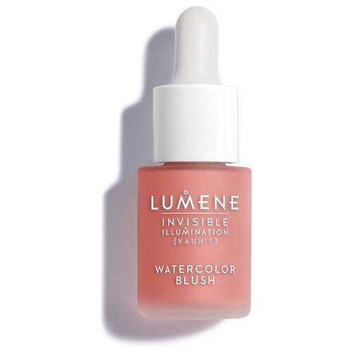 Lumene Ухаживающие румяна-флюид Invisible Illumination Pink Blossom lumene invisible illumination set