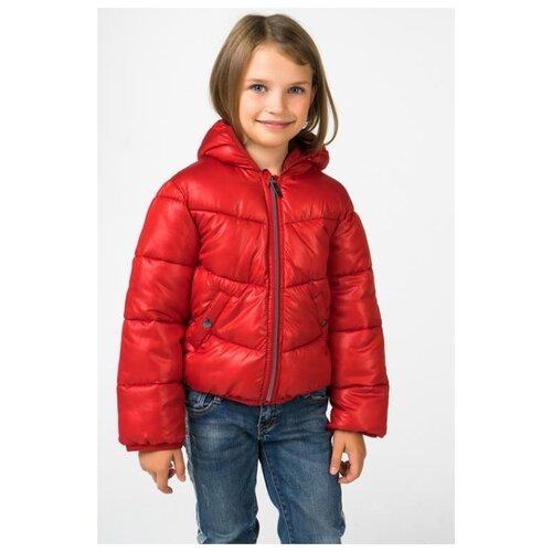Купить Куртка MEK размер 104, красный, Куртки и пуховики