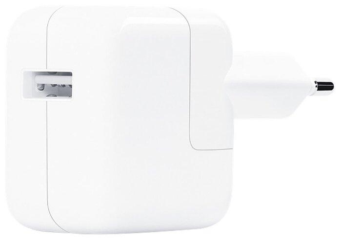 Сетевая зарядка Apple MGN03ZM/A, белый фото 1
