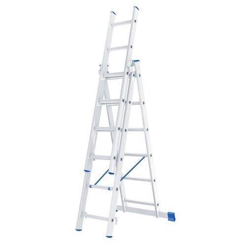Лестница трансформер 3-секционная Сибртех 97816