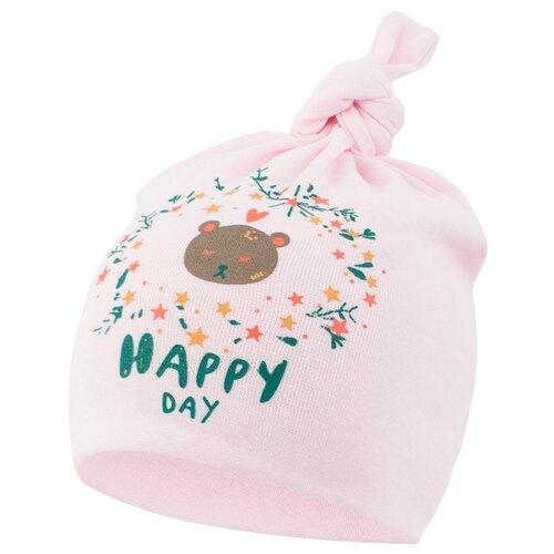 Купить Шапка Prikinder размер 46-48, светло-розовый, Головные уборы