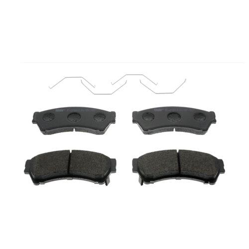 Фото - Дисковые тормозные колодки передние Ferodo FDB4062 для Mazda 6 (4 шт.) дисковые тормозные колодки передние ferodo fdb4446 для mazda 3 mazda cx 3 4 шт