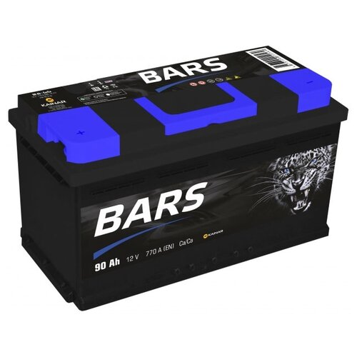 цена на Автомобильный аккумулятор BARS 6СТ-90 АПЗ п.п.