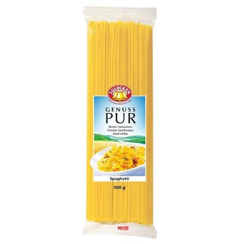 3 Glocken Макароны Genuss Pur Spaghetti, 500 г цена 2017