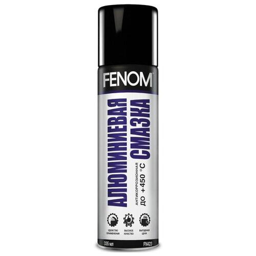Автомобильная смазка FENOM Алюминиевая 0.335 л литиевая смазка fenom fn 404