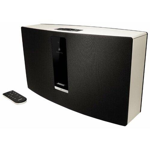 Портативная акустика Bose SoundTouch 30, черный/белый