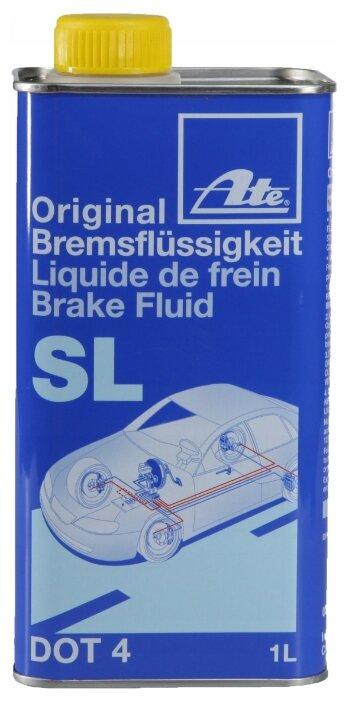 Тормозная жидкость ATE SL DOT-4 (1л.) 1 л