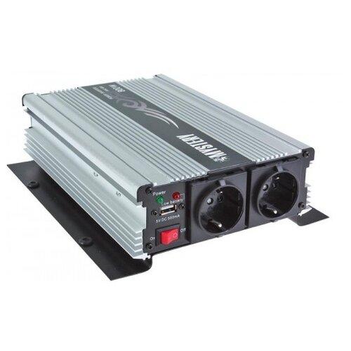 Преобразователь напряжения Mystery MAC-800 серый/черный