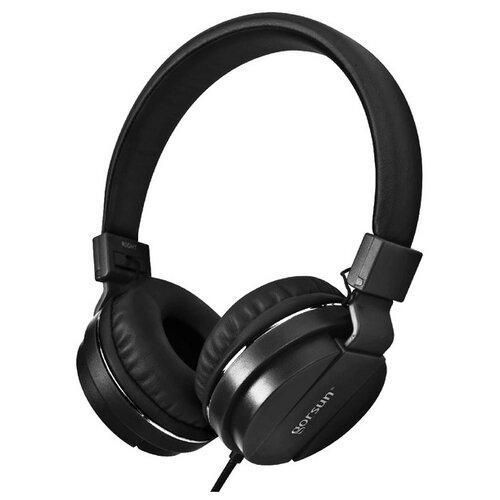 Наушники Gorsun GS-779 black gorsun e87 black 09096